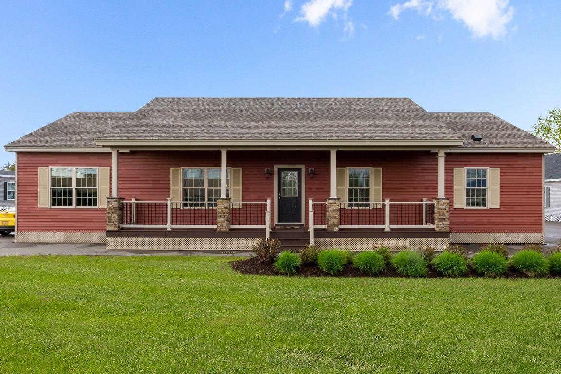 Swell Showcase Homes Of Maine Bangor Me Modular Mobile Homes Home Interior And Landscaping Oversignezvosmurscom
