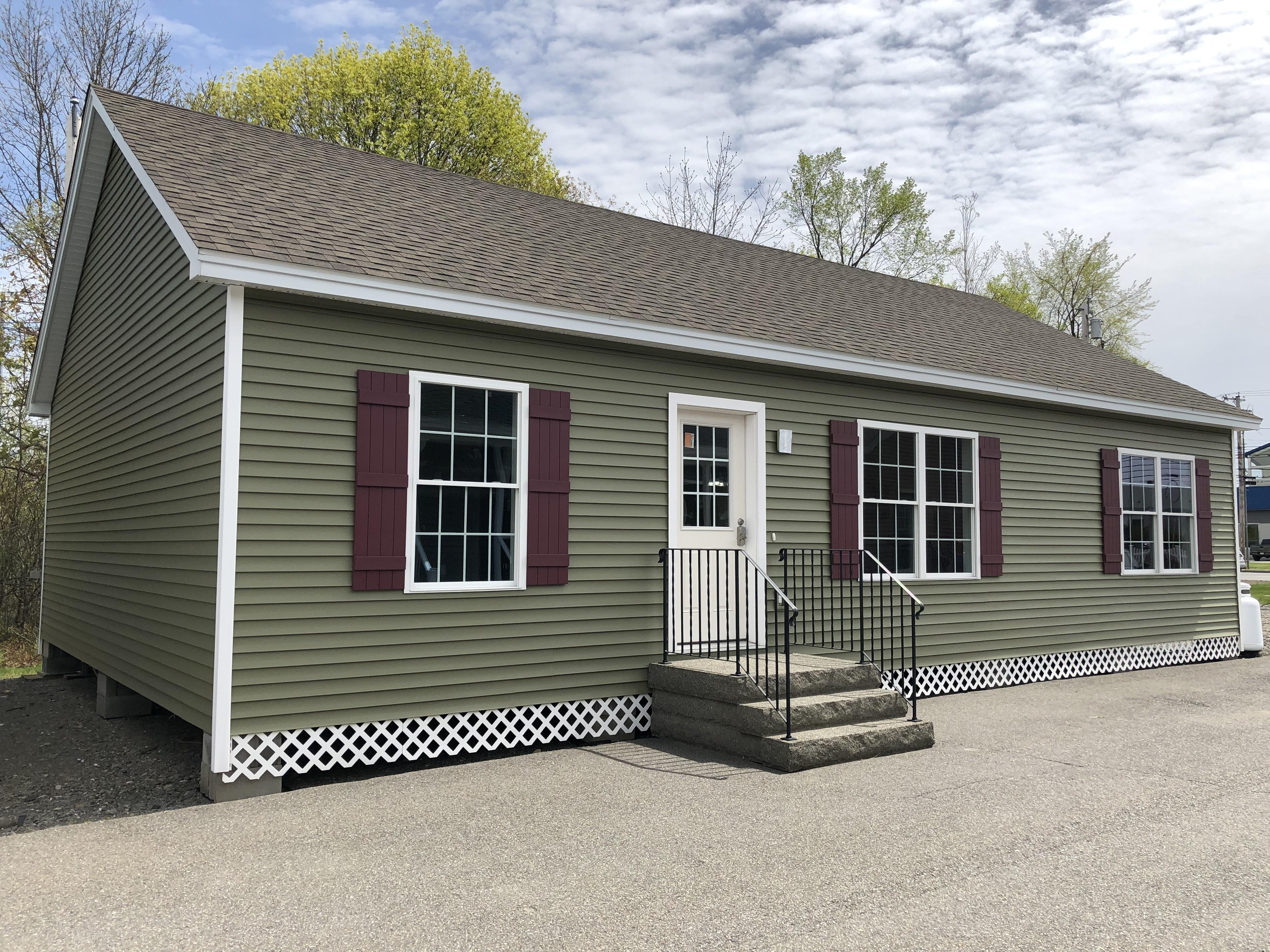 Miraculous Modular Homes Showcase Homes Of Maine Beutiful Home Inspiration Ommitmahrainfo